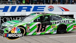 Hot temperatures will be issue for NASCAR drivers at New Hampshire | Motorsports on NBC