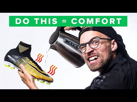 TOP 5 TRICKS TO MAKE YOUR FOOTBALL BOOTS MORE COMFORTABLE - UC5SQGzkWyQSW_fe-URgq7xw