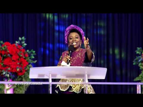 WORD CHARGE-Dr Becky Paul-Enenche