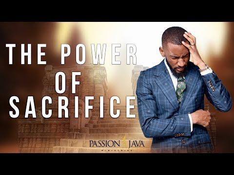 The Power Of Sacrifice  Prophet Passion Java