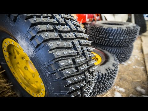 Spiked Snow Tires On Steroids | Red Bull Frozen Rush 2016 - UCblfuW_4rakIf2h6aqANefA