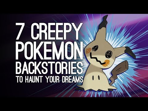 7 Creepiest Pokemon Backstories That Will Fuel Your Nightmares Forever, Sorry - UCjf6YzmyaKi8880IXMJ5kGA