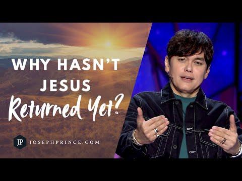 Why Hasnt Jesus Returned Yet?  Joseph Prince