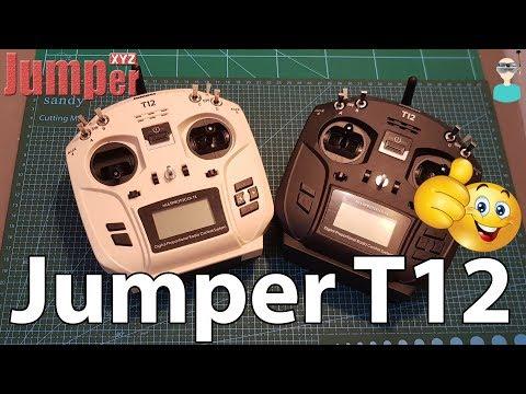 "Jumper T12 - ""Mini Taranis"" Radio Transmitter - UCOs-AacDIQvk6oxTfv2LtGA"