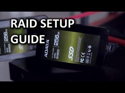 Intel RAID Setup Guide - UCXuqSBlHAE6Xw-yeJA0Tunw