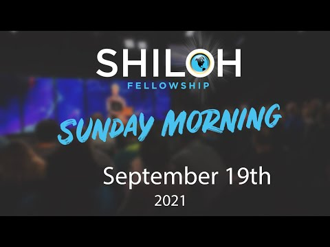At One With the Power and the Presence // Robert Hotchkin // Shiloh Fellowship 10:30am