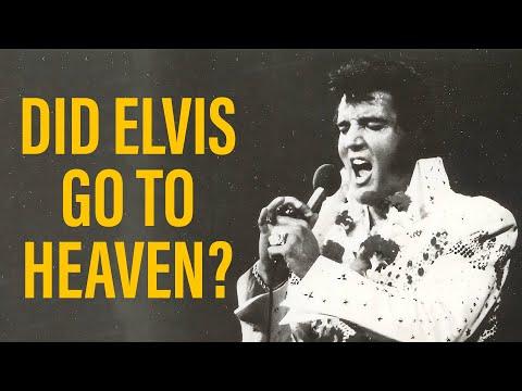 Elvis Presley Was Jewish?! Did He Make It to Heaven?