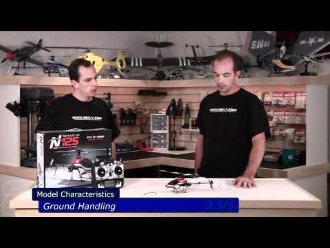 Heli-Max Novus 125CP Review - Part 2 - UCDHViOZr2DWy69t1a9G6K9A