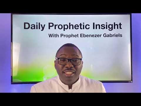 PROPHETIC INSIGHt Feb 1st, 2021