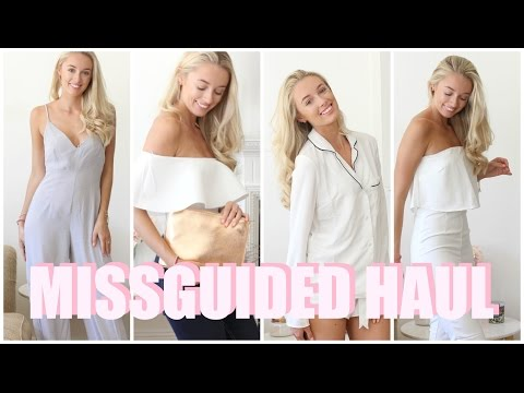 e7a96e2db33 MISSGUIDED HAUL & TRY ON! | Summer 2016 | Fashion Mumblr | AudioMania.lt