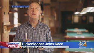 John Hickenlooper Announces Bid For Senate Seat