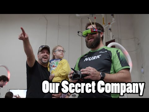 Our Secret Company and Artificially Intelligent Robotic Racing - UCPCc4i_lIw-fW9oBXh6yTnw