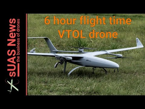 ALTi Transition VTOL fixed-wing drone flies for 6 hours - UCV1eWkyxMj35eEsPKrpzJrQ