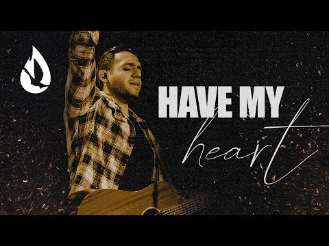 Have My Heart (by Maverick City Music)  Worship Cover by Steven Moctezuma