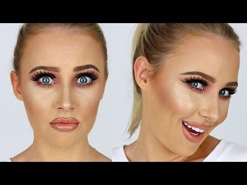 How Intense Can I Make My Makeup?!? | Lauren Curtis - UCXbQzhqSvgVZTUyi1T4AU3w
