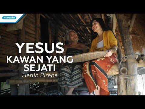 Yesus Kawan Yang Sejati - HYMN - Herlin Pirena (with lyric)