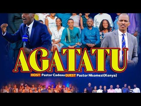 FOURSQUARE TV  AGATATU SERVICE WITH PASTOR NKOMEZI - 09.06.2021