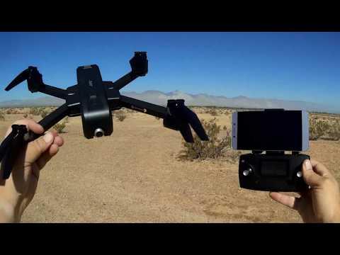 JJRC X11 Long Flying Folding Brushless GPS 2K Camera Drone Flight Test Review - UC90A4JdsSoFm1Okfu0DHTuQ