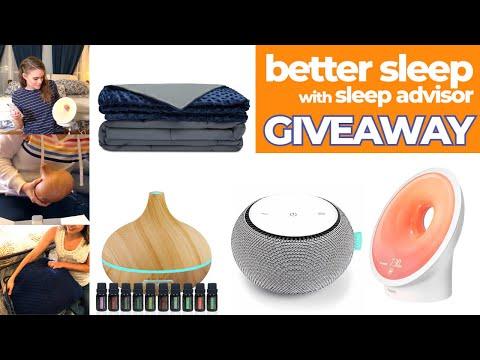 Better Sleep With Sleep Advisor Sweepstakes Sweepstakes