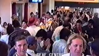 1st World Cup Deaf Cricket 1995-96 - Part 3/4