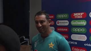 Pakistan bowling coach Azhar Mahmood media talk after beat Afghanistan | Curtesy of the ICC