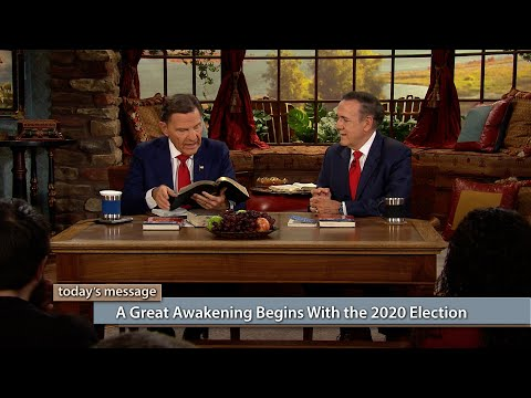 A Great Awakening Begins With the 2020 Election