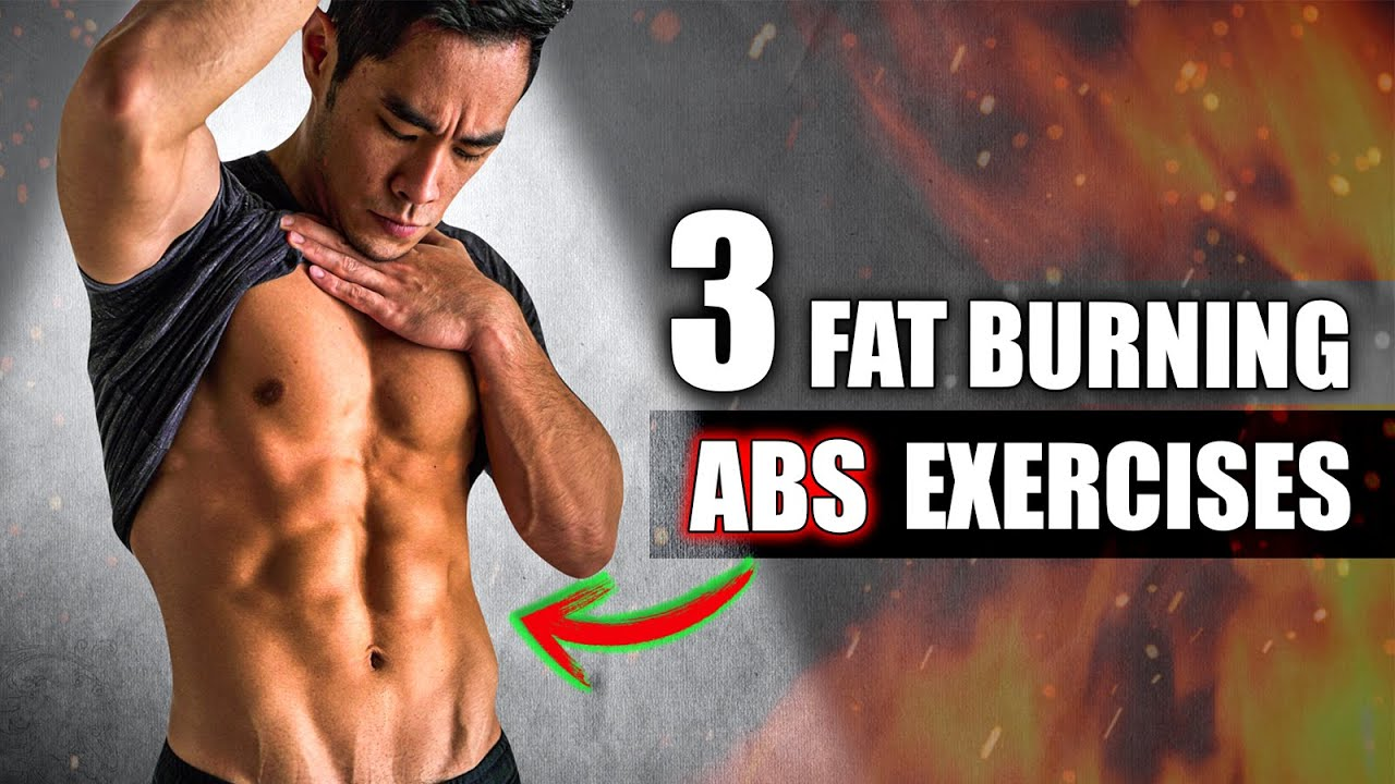 3 Fat-Burning Ab Exercises You Can Do Anywhere Anytime