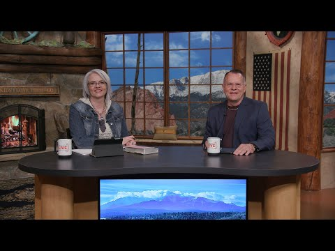 Charis Daily Live Bible Study: God Wants You Well - Daniel Amstutz - March 19, 2021