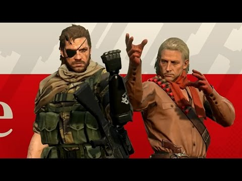 Metal Gear Online Demo - TGS 2015 Demo - UCKy1dAqELo0zrOtPkf0eTMw