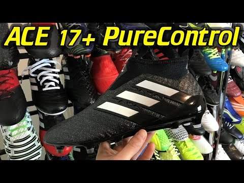 Adidas ACE 17+ PureControl Black (Chequered Black Pack) - One Take Review + On Feet - UCUU3lMXc6iDrQw4eZen8COQ