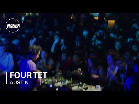 Four Tet Ray-Ban x Boiler Room 004 | SXSW Warehouse DJ Set - UCGBpxWJr9FNOcFYA5GkKrMg