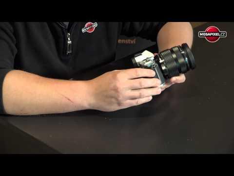 Videorecenze Olympus OM-D E-M5 Mark II tělo