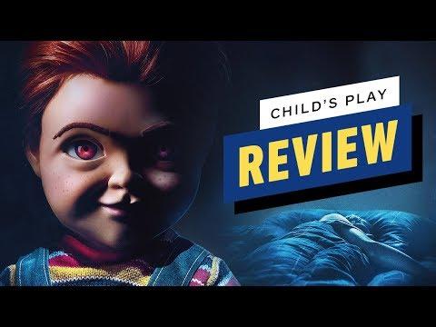 Child's Play (2019) Review - UCKy1dAqELo0zrOtPkf0eTMw