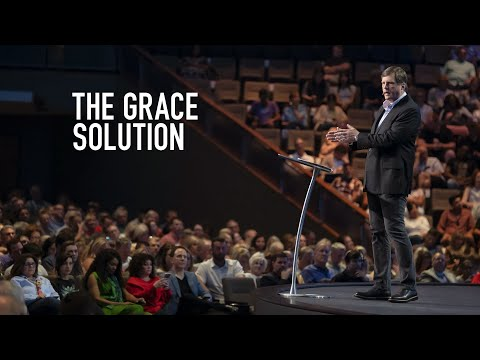 Jimmy Evans  The Grace Solution  The Gift Of Grace