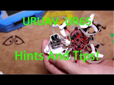 URUAV UR65 Simple Hints And Tips! - UCJ4N-gXk4UW2h694dj92QuQ