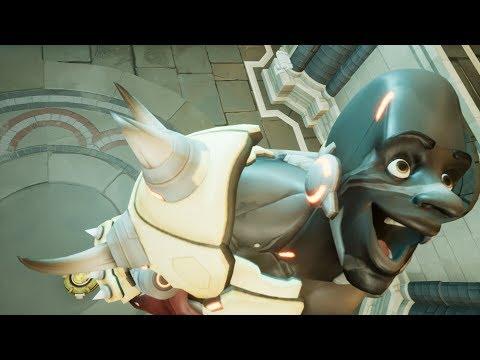 Overwatch Highlight Intros Performed by... Doomfist! - UC9q8La4fCRWiaZeaFLYErKQ