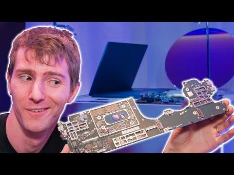 Maybe Intel Isn't DEAD Yet! - 10nm Ice Lake First Look - UCXuqSBlHAE6Xw-yeJA0Tunw