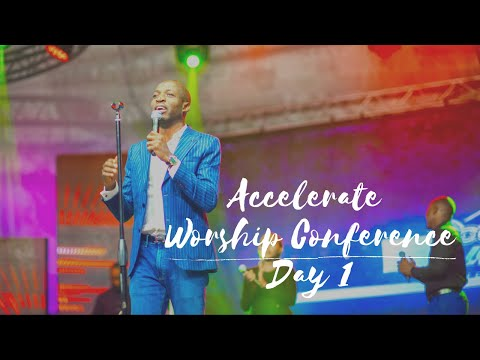 Accelerate Worship Conference with Music Minister Dunsin Oyekan at The Elevation Church