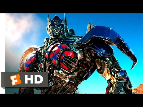 Transformers: Age of Extinction (3/10) Movie CLIP - Autobots Reunion (2014) HD - UC3gNmTGu-TTbFPpfSs5kNkg