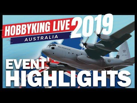 HobbyKing Live Australia 2019 - Event Highlights - UCkNMDHVq-_6aJEh2uRBbRmw