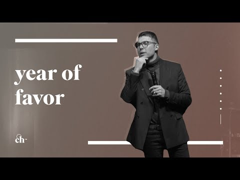 The Year of Favor // Judah Smith