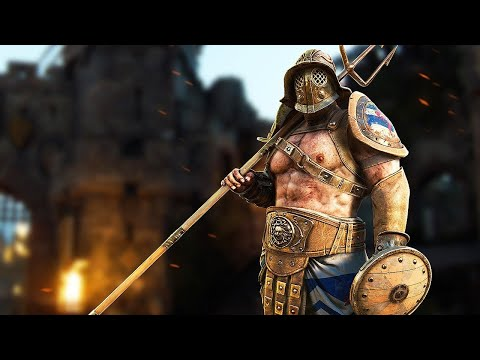 For Honor: 6 Minutes of Gladiator Gameplay in 1080p 60fps - UCKy1dAqELo0zrOtPkf0eTMw