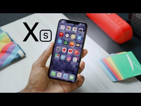 Apple iPhone Xs Review: A (S)mall Step Up! - UCBJycsmduvYEL83R_U4JriQ