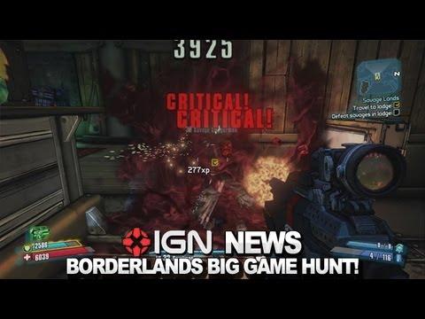 IGN News - Borderlands 2 DLC Big Game Hunt - default