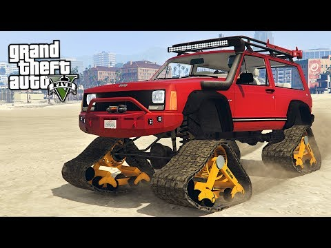 EPIC VEHICLE MODS!! (GTA 5 Mods) - UC2wKfjlioOCLP4xQMOWNcgg