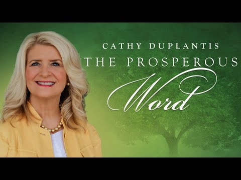 The Prosperous Word   Cathy Duplantis
