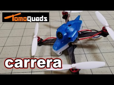 Tomoquads Carrera // Mobula7 Conversion Kit 👍 - UCnJyFn_66GMfAbz1AW9MqbQ