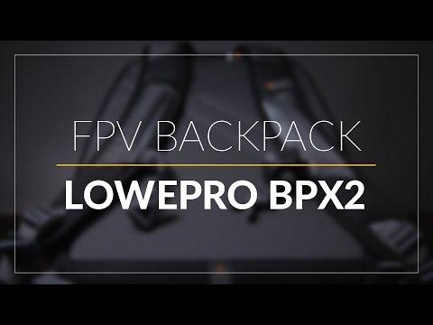 LowePro Quadguard BP X2 // FPV Backpack // GetFPV.com - UCEJ2RSz-buW41OrH4MhmXMQ