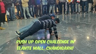 TWO BOYS FIGHTING FOR A CUP IN ELANTE MALL, CHANDIGARH| XUV 30 PROMOTION IN ELANTE MALL.