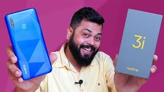 Realme 3i Unboxing & First Impressions ⚡⚡ Performance, Camera, Battery & More...